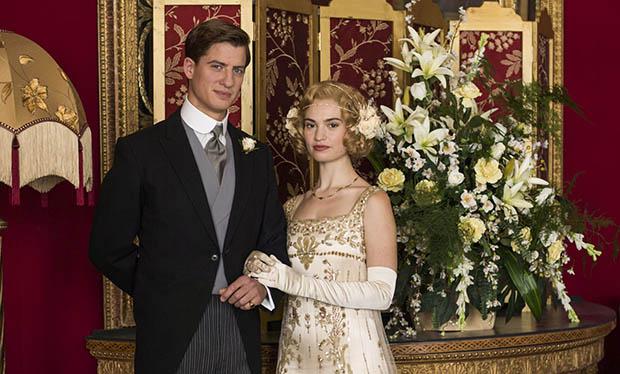 Rose and atticus wedding