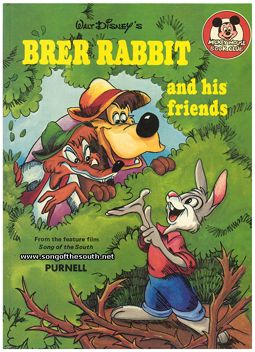 History of Brer Rabbit File Brer Rabbit And His