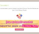 Urodziny Amour Sucré/2015