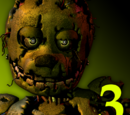 Five Nights at Freddy's 3 (Móvil)