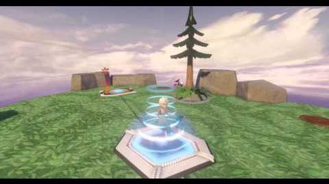 Disney Infinity, Sky Trials Toy Box Full Walkthrough HD