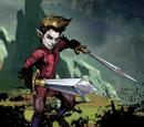 Attis, The Flashing Blade