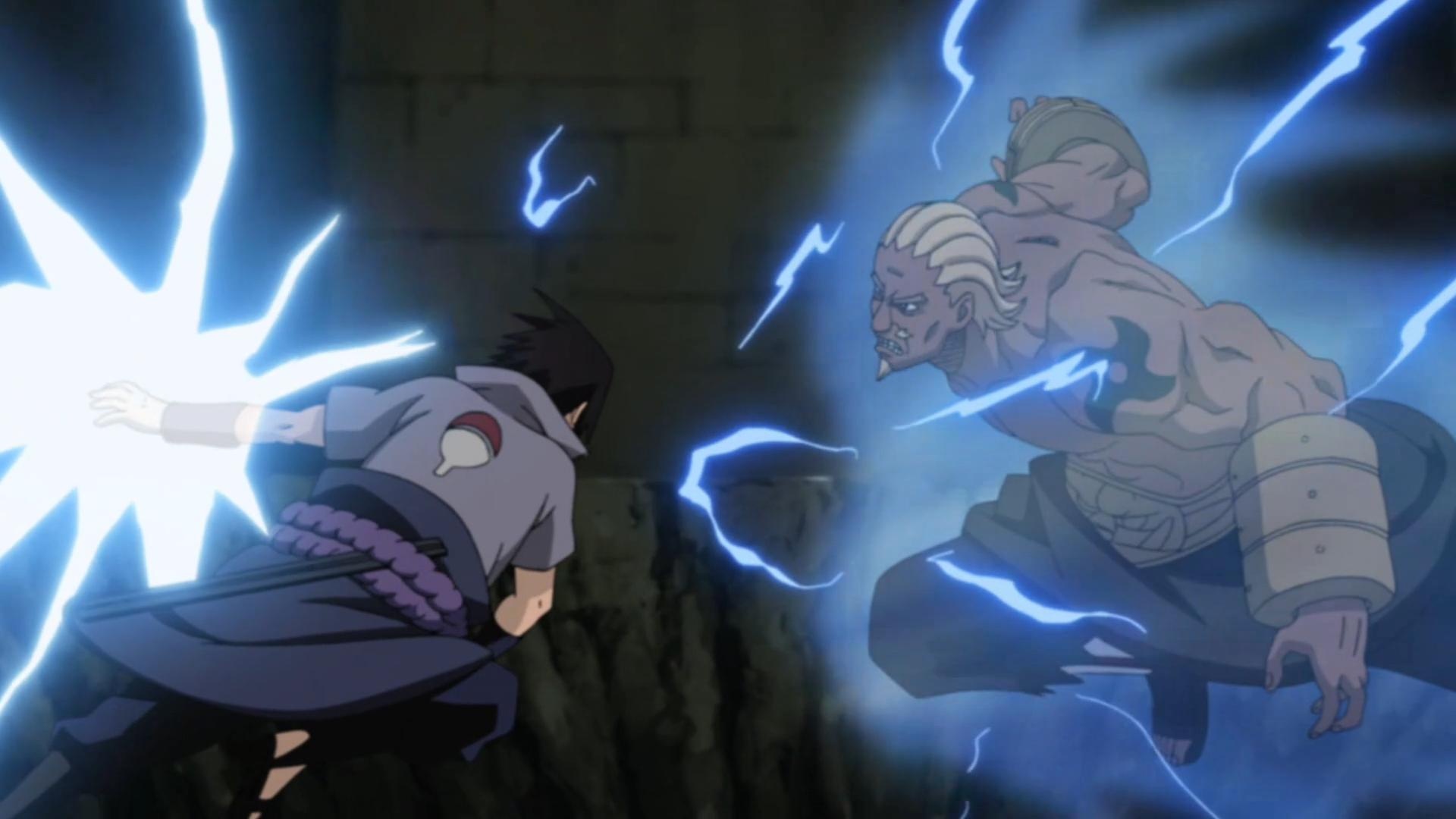 Five kage summit arc narutopedia the naruto - Naruto as sasuke ...