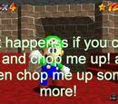 Super Mario 64 Bloopers: Luigi and the Haunted Castle