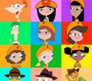 Katie avatars