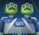 Admirals Watson and Crick