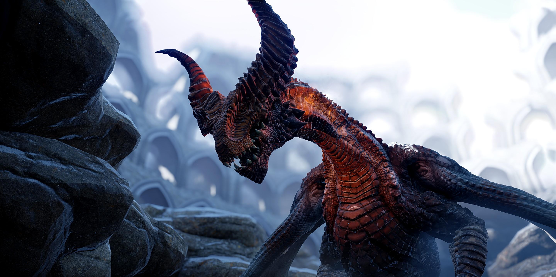 Так давайте же убьем дракона! — Dragon Age: Inquisition