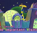 The Story of the Important Visitor