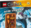 LEGO Legends of Chima: Atak Łowców