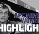 Hankgames Highlights: AFC Wimbly Womblys 71-86