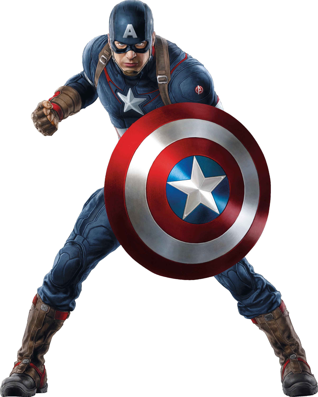 Captain America Transparent