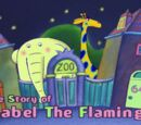 The Story of Isabel the Flamingo