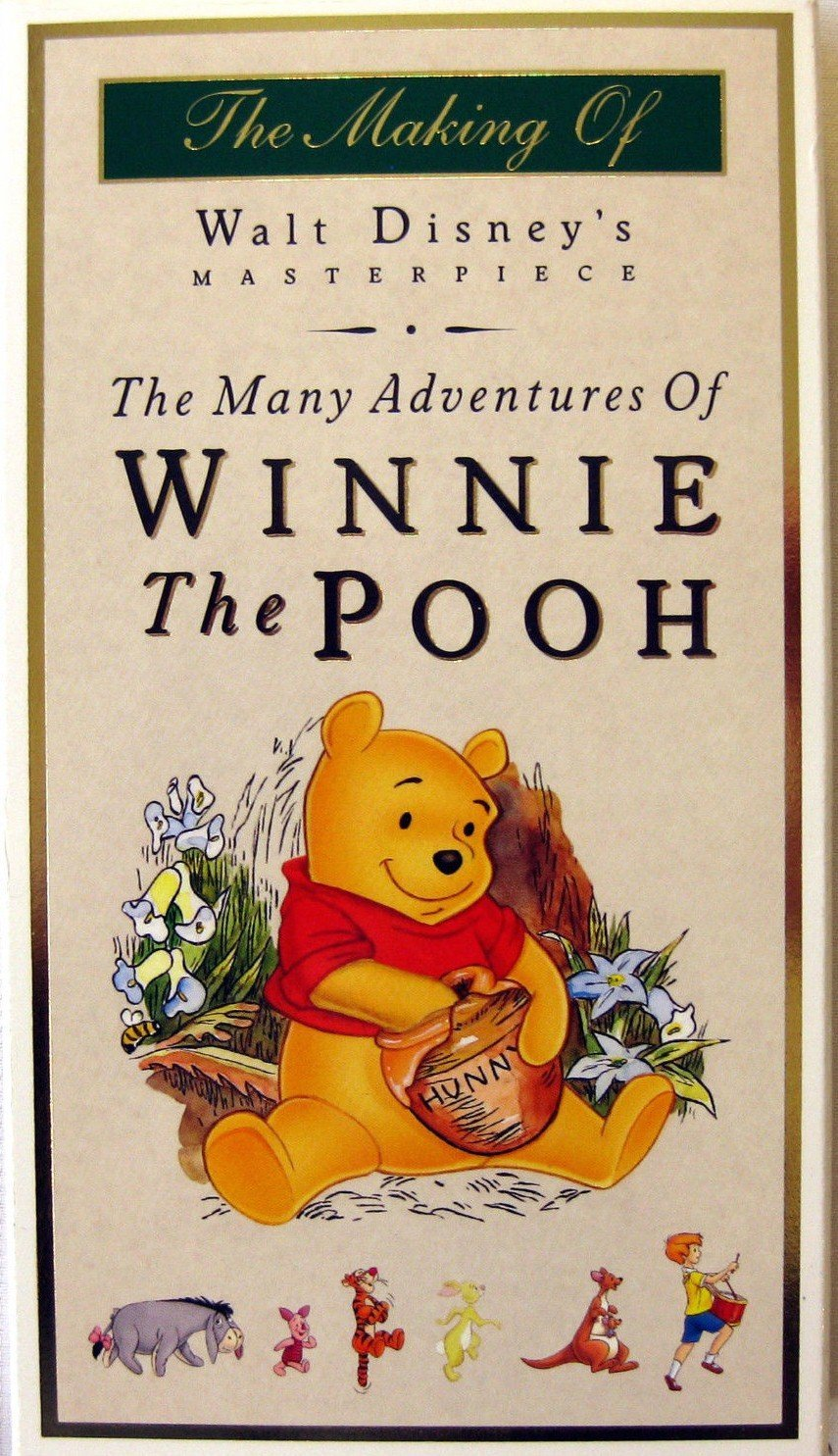 The Many Adventures of Winnie the Pooh: The Story Behind ...