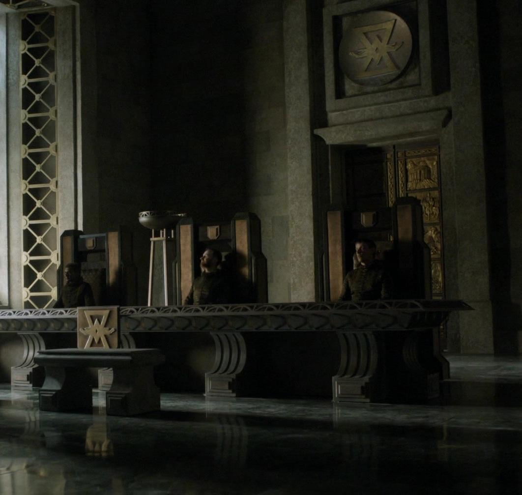 Iron Bank Of Braavos Game Of Thrones Wiki