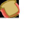 Hamlogna Sandwich