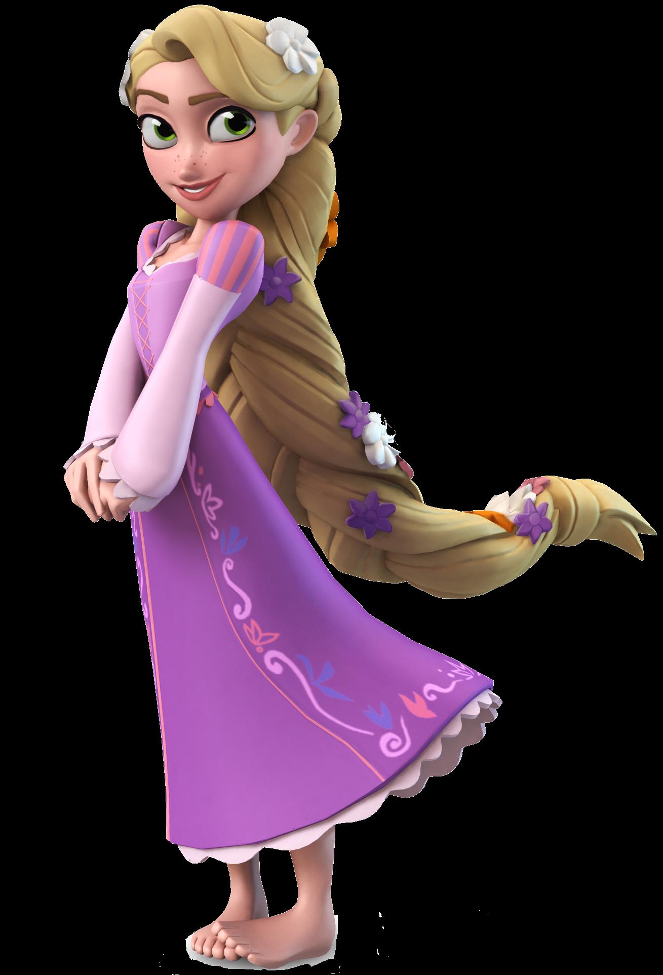 Rapunzel DI Render  Rapunzel DI Ren...