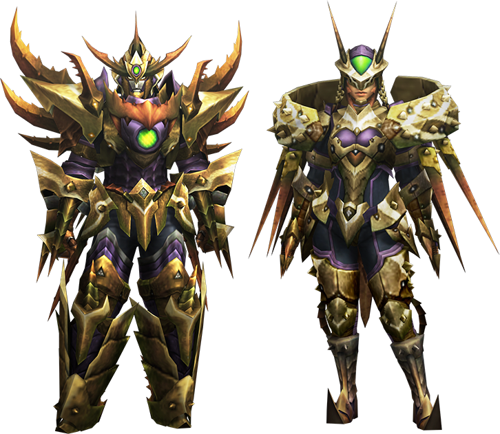 THIS is Seltas Armor? ...