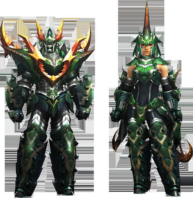 Empress Armor Mh4u Mh4u-seltas Armor