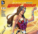 Sensation Comics Featuring Wonder Woman Vol 1 7