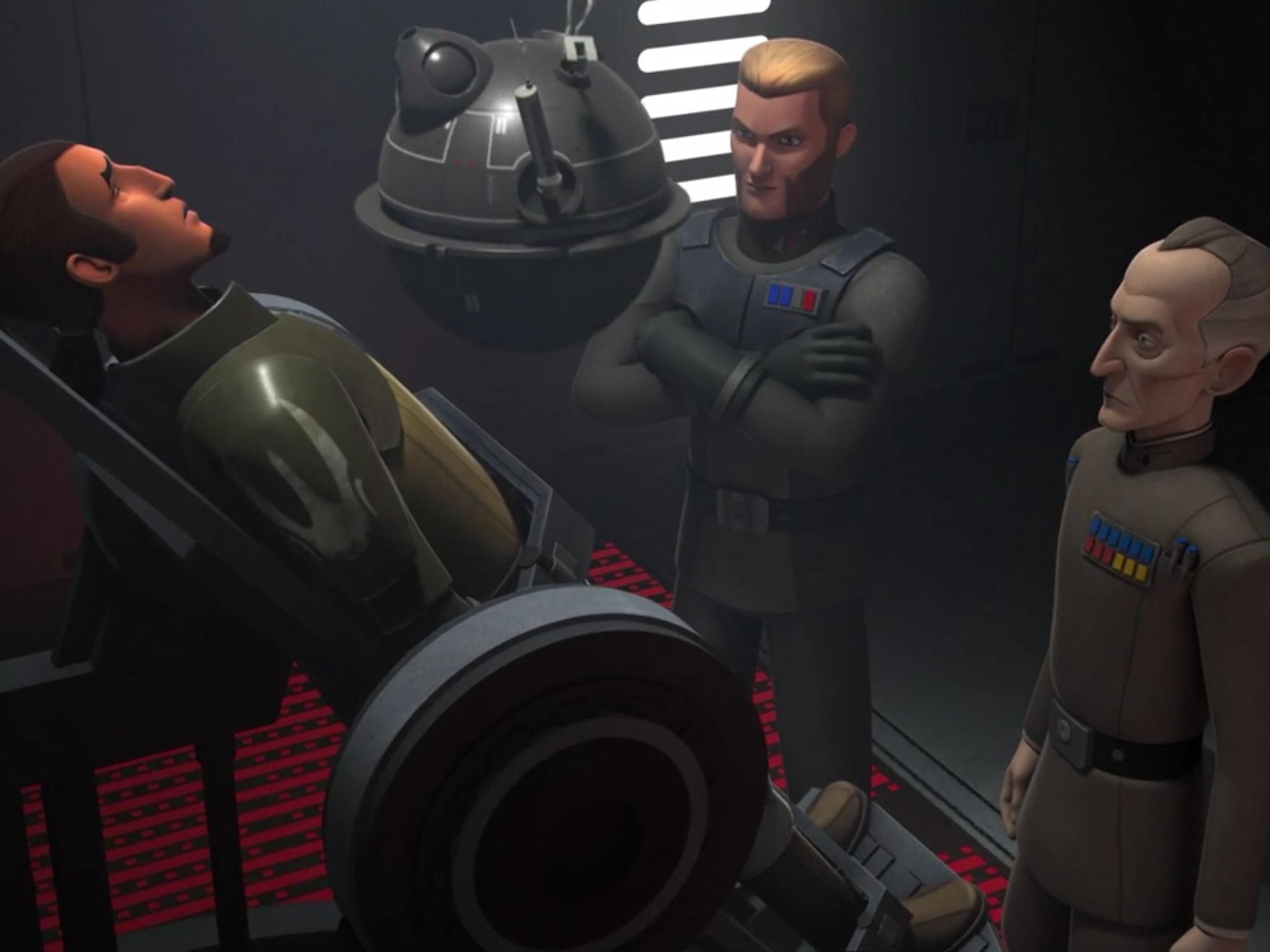 Решение повстанцев