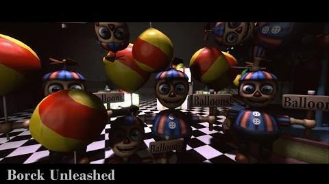 Balloon Boy- Sparta Remix- 3D Animation