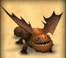 Muffel/Dragons-Aufstieg von Berk