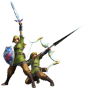 MH4-Sword and Shield and Bow Equipment Render 001.png