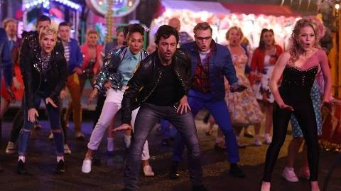 Grease-Enders - BBC Children in Need 2014
