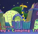 The Story of Joey's Camping Trip