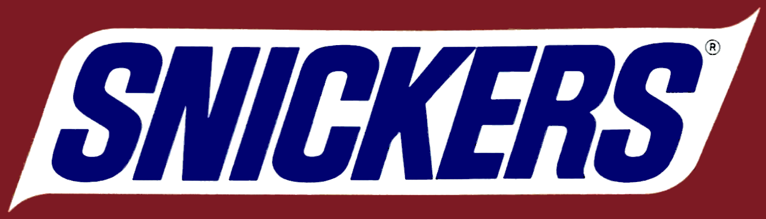 Snickers - Logopedia, the logo and branding site