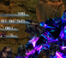 Mephiles' monstrous form