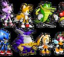 Furi3210123/Sonic Runner's Data Leaked