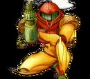 Personajes de Metroid