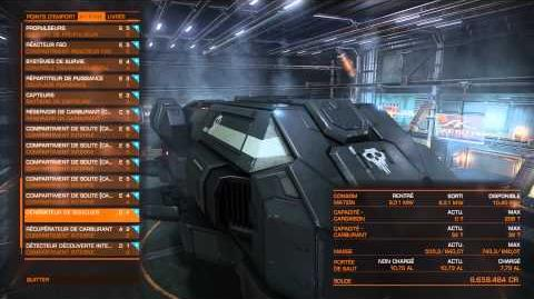 Elite Dangerous Présentation Lakon Type 7