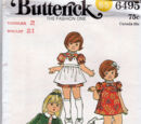 Butterick 6495 C