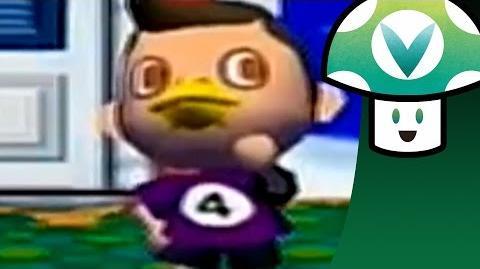 Vinesauce Vinny - Animal Crossing 1 2