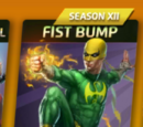 Fist Bump (Season XII)