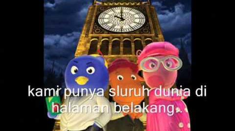 Backyardigans theme song indonesia