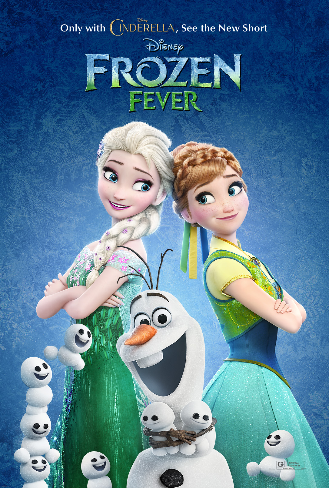 Frozen Fever (2015) žiūrėti filma online,filmas online