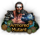 Armored Mutant