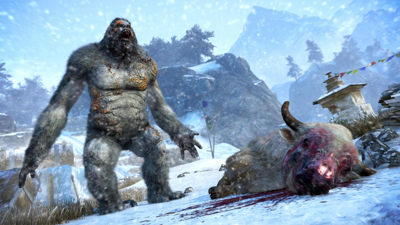 Yeti Far Cry Wiki