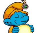 Fortune Teller Smurf