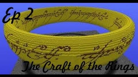 Ep 2 The Craft of the Rings Irund et totoast