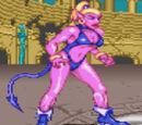 She-Devil Of The Coliseum (Metamorphic Force)
