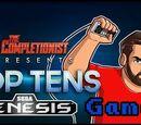 Top Ten Sega Genesis Games