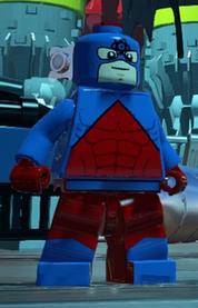 Raymond Palmer Lego Batman Dc Comics Database