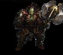 Bone Breaker (Valox Fireraven)