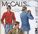 McCall's 7473 A