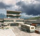 Platser i Call of Duty: Modern Warfare 2
