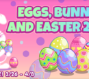 Eggs, Bunny, and Easter 2015
